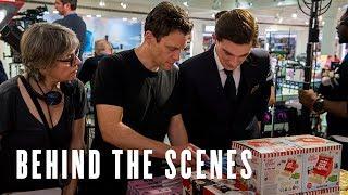 Peter Rabbit - Behind the Scenes Filming at Harrods