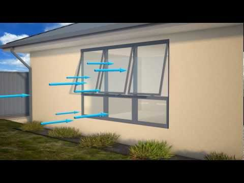 Types of windows for different place in houses window d for Types of energy efficient windows