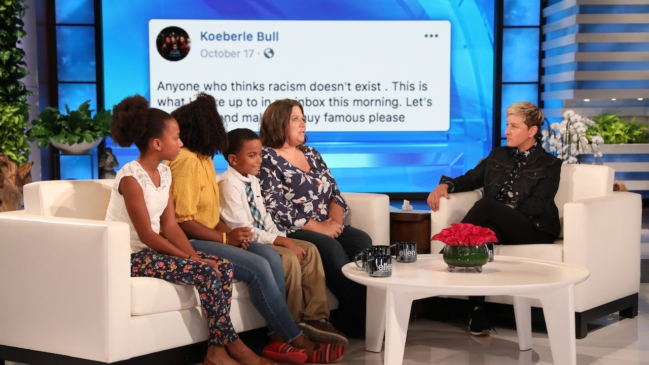 Ellen Meets Inspiring Mom Koeberle Bull, Who Derailed a Potential Mass Shooting