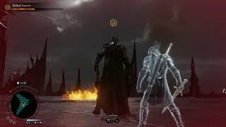 Middle-earth: Shadow of War -- A near final battle (SPOILERS) thumbnail