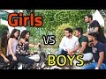 Girls VS Boys | College Life | Idiotic Launda | Rahul Sehrawat