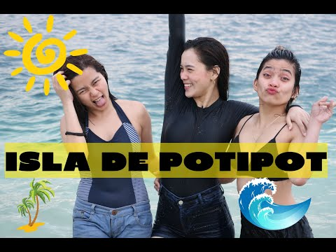 quick POTIPOT ISLAND experience by Jackie Gonzaga