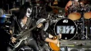 KISS - I Was Made For Lovin You Live