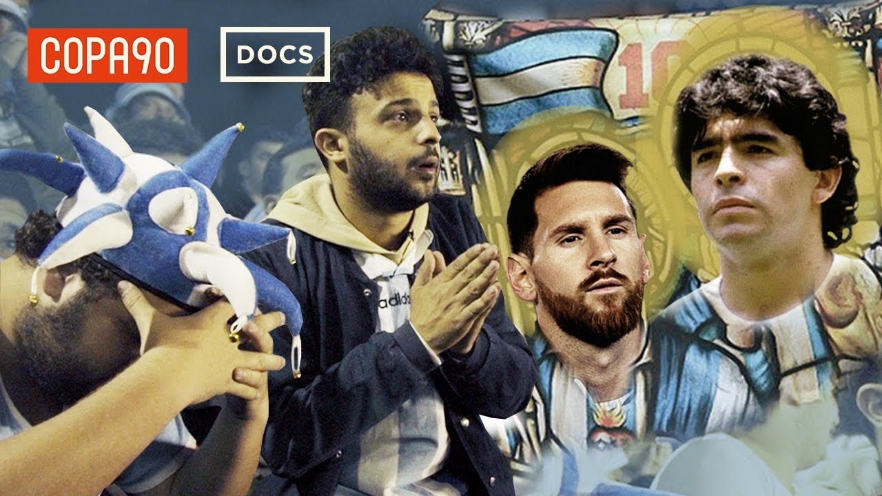Download The Crazy Day Messi Saved His And Argentina's Legacy | The Real International Break: South America