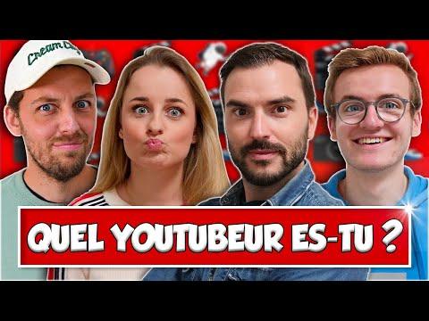 Le Grand test des Youtubeurs !