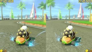 WR Tie - Toad Harbor - 1:55.588 - Lチキ vs Diogo (Mario Kart 8)