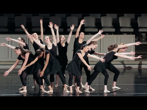 """TAFA Ballet Ensemble - """"Thrive"""" (Monday Showcase 2015)"""