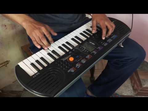 piano version of Afghan Jalebi