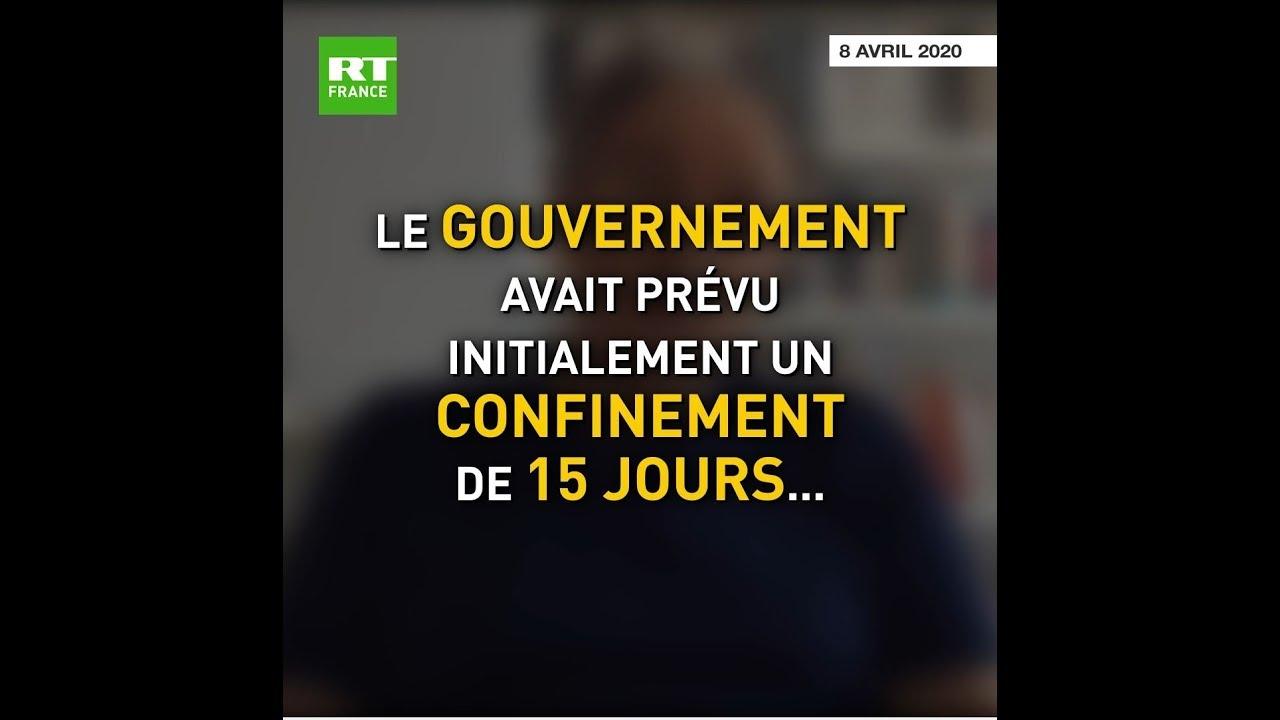 Coronavirus : «Tout arrive trop tard» selon le président de la Fédération des médecins de France