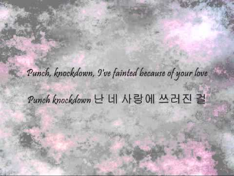 SHINee - Punch Drunk Love [Han & Eng]