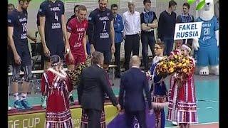 Новоуренгойский клуб «Факел» завоевал Кубок вызова Европейской конфедерации волейбола