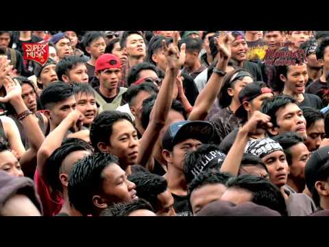 PAS BAND ( Part.1 ) Live at HELLPRINT - MONSTER OF NOISE 2