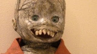 21 Creepiest Dolls Ever!