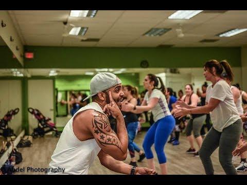 Zumba live class baila baila style 6/5/2017