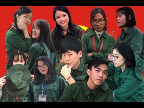 [PTKN-FTU-TNTM-K57]   PHIM NGẮN PARODY   TEAM MẦM NON CỦA ĐẢNG (#MNCD)   共産党の子供たち   NHẬT 1 TNTM K57
