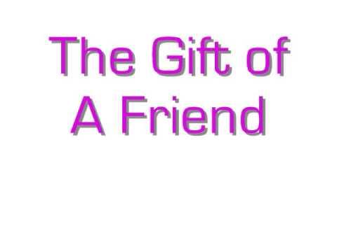Gift of a Friend-Demi Lovato[ [Lyrics on Screen+Download Link ...