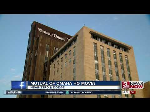 Mutual of Omaha on the move