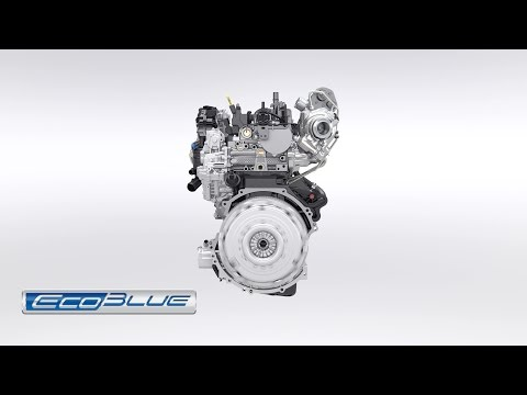 All-New Ford EcoBlue Engine Is Diesel Game Changer