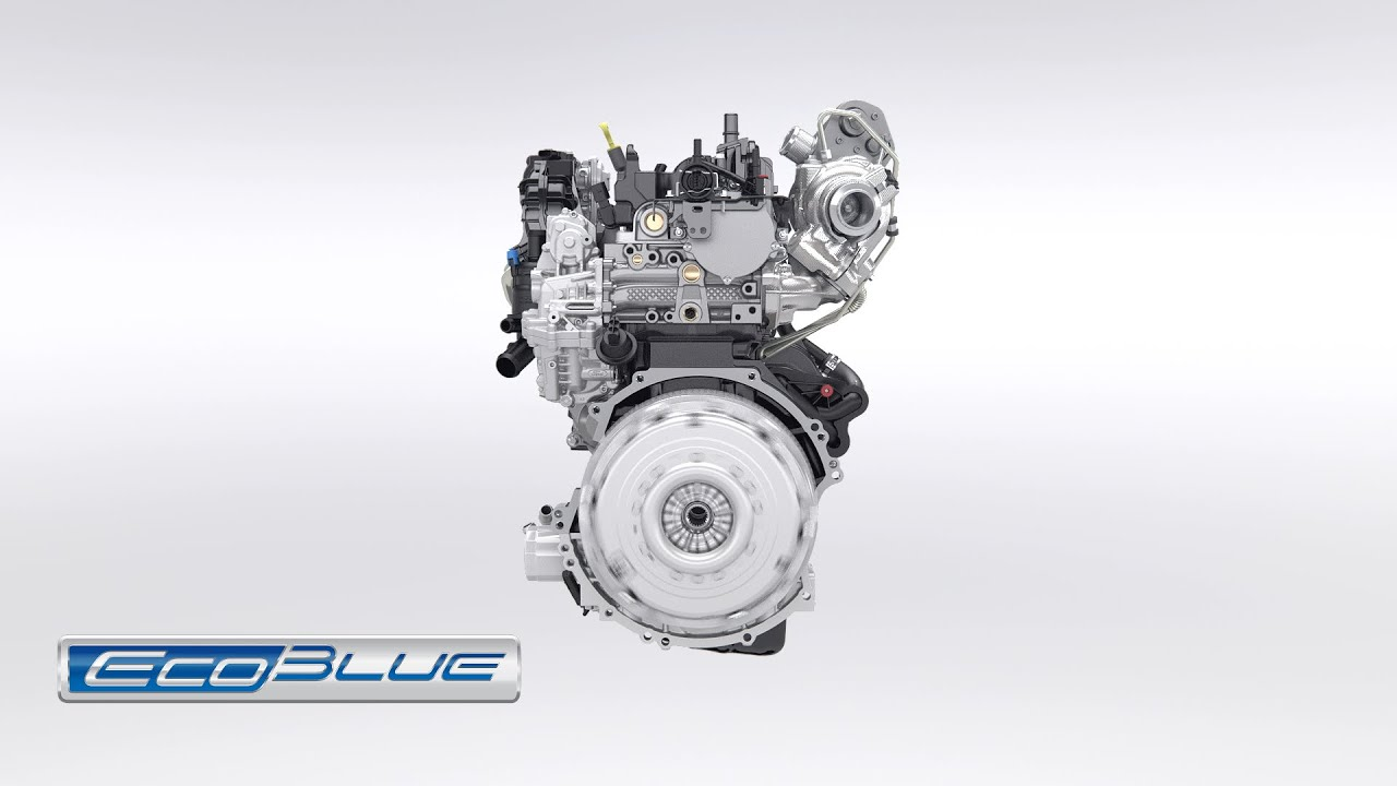 All New Ford Ecoblue Engine Is Diesel Game Changer Youtube
