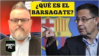 ESTALLÓ LA BOMBA Bartomeu, detenido. Todo lo que pasó en el Barcelona y lo que sigue | ESPN FC