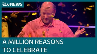 Who Wants To Be A Millionaire? sees first winner in 14 years | ITV News