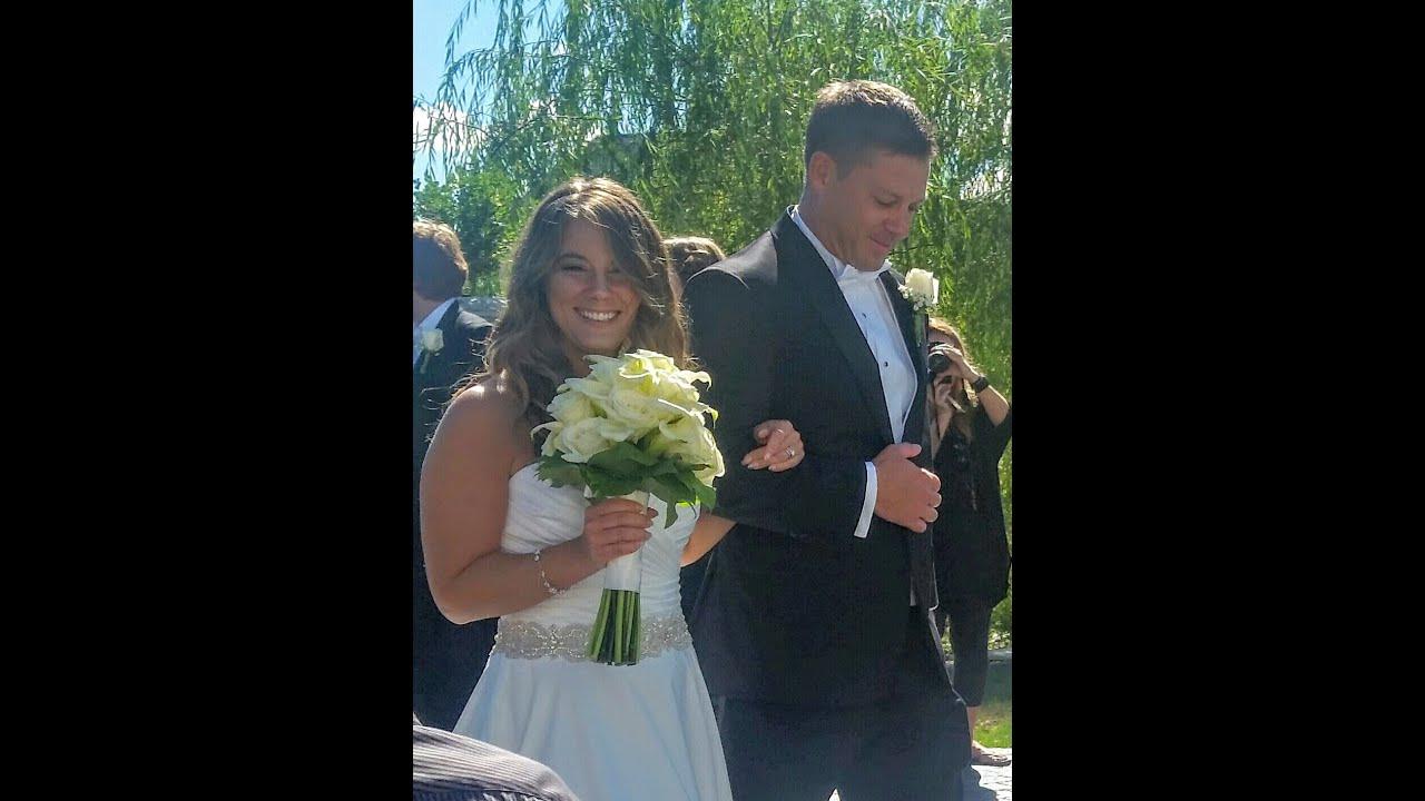 shannon bennett and chris reister wedding youtube
