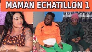 MAMAN ÉCHANTILLON Ep 1 Theatre Congolais Daddy Gabrielle Ebakata Allain Papa Koba Sylla