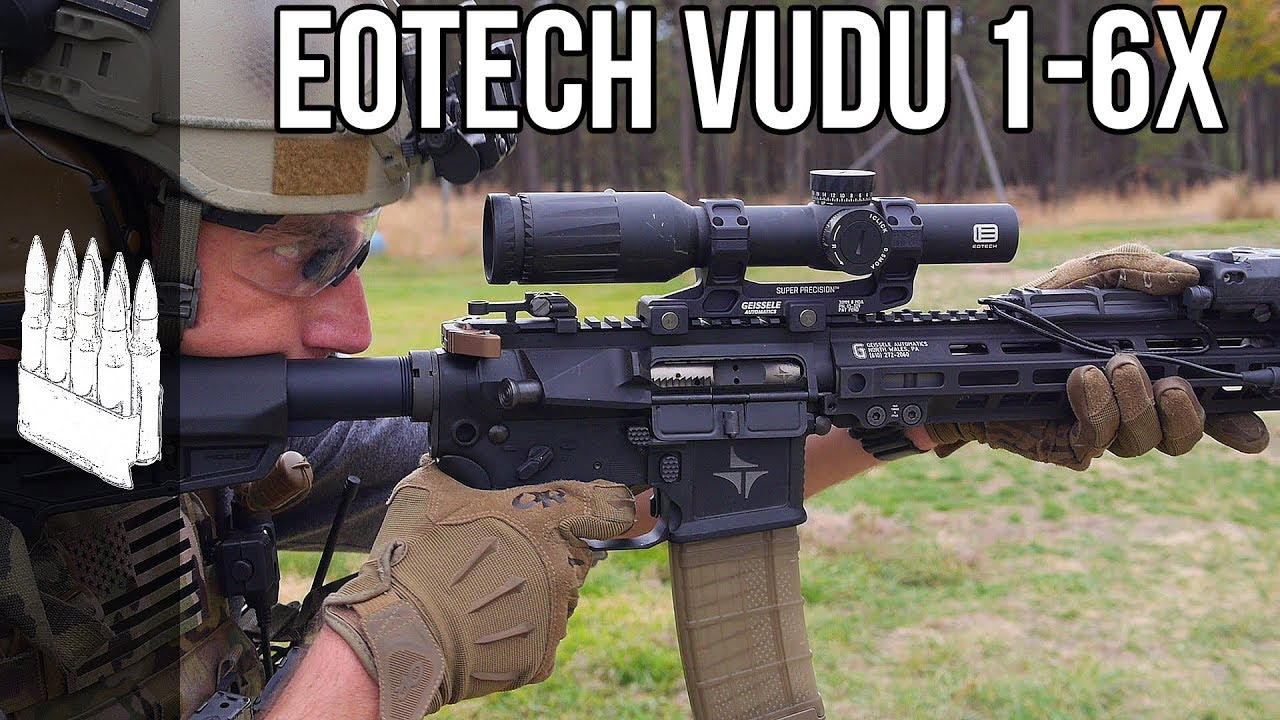 Download EOTech Vudu 1-6X Optic Review (Also Compared to Vortex 1-6X)