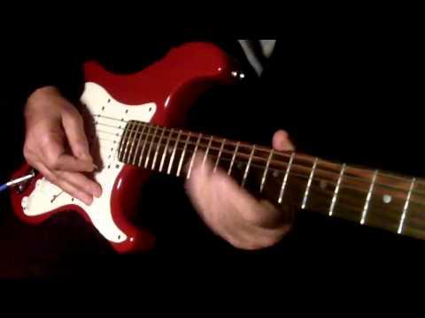 Mujhe Neend Na Aaye..Guitar Instrumental..Please use headphones for better sound...{:-)