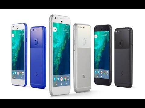 Download Google Pixel phone first look