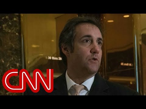 NYT: FBI raids Trump lawyer Cohen's office