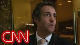 NYT: FBI raids Trump lawyer Cohen's office