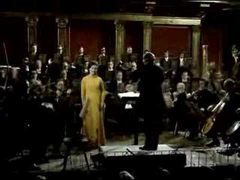 Gustav Mahler - Symphony No. 4 - 4 (1/1) - Leonard Bernstein