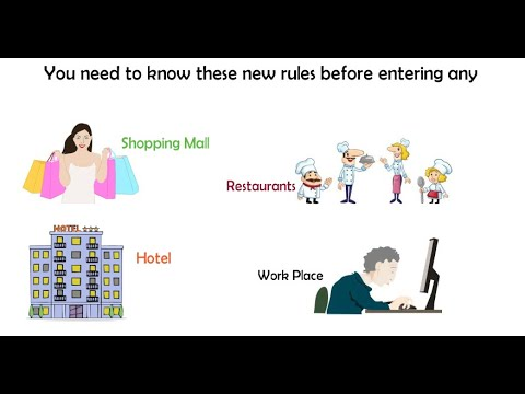 New rules you need to know before entering any hotels restaurants malls and religious places