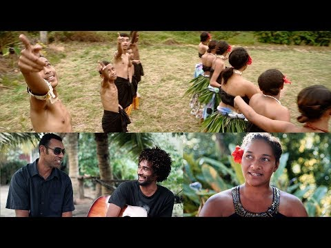 Every Fijian Dances & Sings - Music in Savusavu