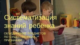 Объединение Предметов по Признаку I Систематизация Знаний Ребёнка | Советы Родителям 👪