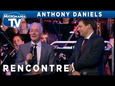 Rencontre avec Anthony Daniels - Interview en français