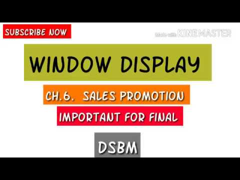 Window display |sales promotion| drug store and bussiness management online lecture In Hindi |Pharma