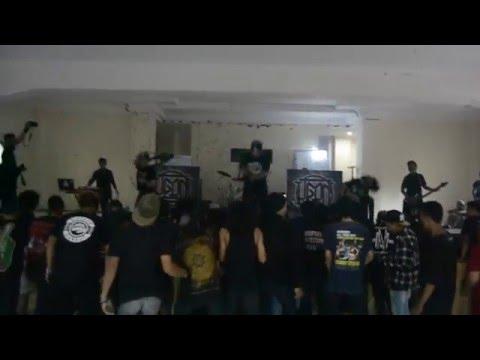 Crusader - Bones Exposed Of Mice & Men Cover (Live)