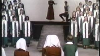 Bedford High School Televised Christmas Concert 1969 - Pt.4