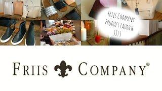 Friis Company - Product Launch - SS15 #cphfashionweek Thumbnail
