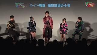 今月1日に開催された『東映特撮ファン感謝祭2017』 トークイベントの映...