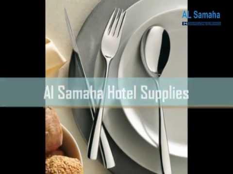 Al Samaha Hotel Supplies Products