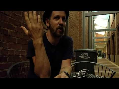 Todd Wright Interview@Acoustic on the Green 6/10/17