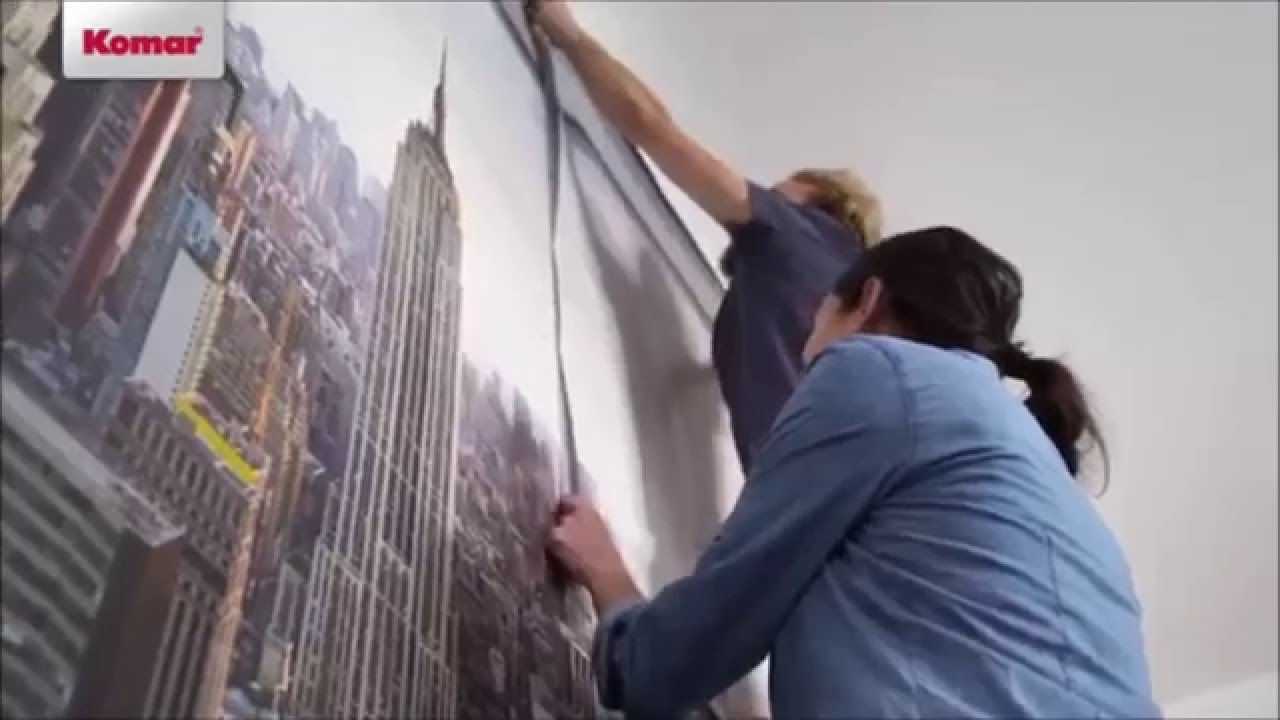 Komar Wall Murals Germany YouTube
