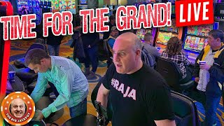 🔴 LET'S HIT THE GRAND TONIGHT LIVE! 💥 BIGGEST JACKPOT$ ON YOUTUBE INCOMING!