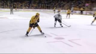 Mattias Ekholm Goal vs SJS 02-22-2018