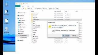 How To Fix Desktop Location Is Unavailable Error In Windows