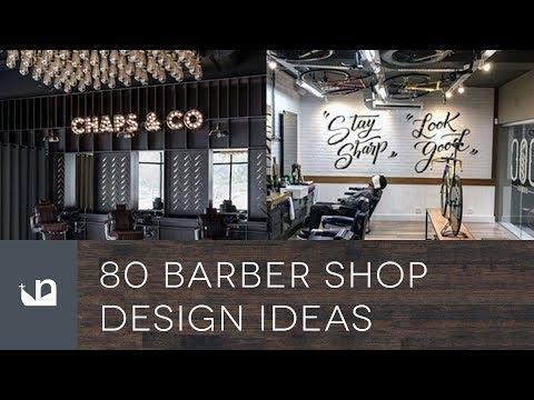 80 Barber Shop Design Ideas