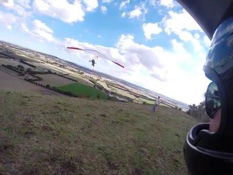 Ocky takes off @ Gordon VIC AUS